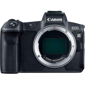 Hybride - Canon EOS R Noir