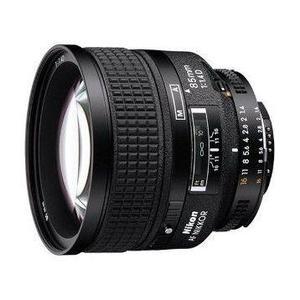 Objektiivi Nikon F Nikkor 85mm f/1.4D