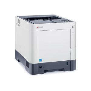 Imprimante Laser Couleur Kyocera Ecosys P6130CDN - Blanc/Gris