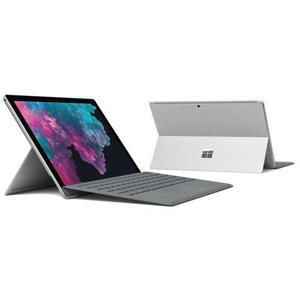 "Microsoft Surface Pro 6 12"" Core i5 1,6 GHz - SSD 256 Go - 8 Go AZERTY - Français"
