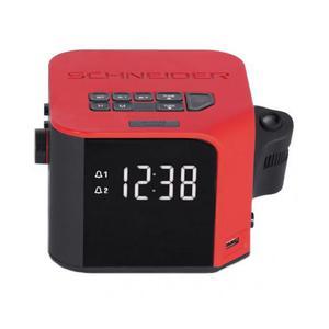 Radio Schneider Luna SCCG360ACLRED alarm