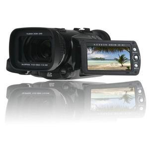 Jvc Everio GZ-HD7 Videokamera USB 2.0/HDMI - Musta