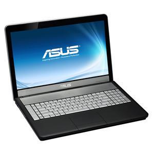 """Asus N75SF-TY029U 17"""" Core i7-2630QM 2 GHz - SSD 128 GB + HDD 750 GB - 8GB - teclado francés"""