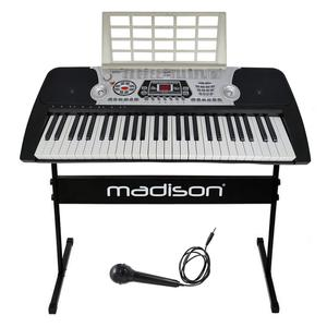 Pack Synthétiseur Madison MEK54100 + Micro + Support