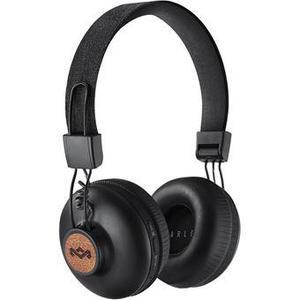 Cascos Bluetooth Micrófono House Of Marley Positive Vibration Wireless - Negro