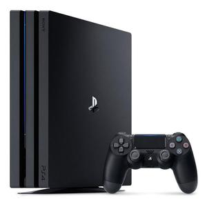 Console PlayStation 4 Pro 1To - Noir + 1 manette