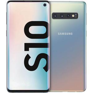 Galaxy S10 128 Go Dual Sim - Argent Prisme - Débloqué