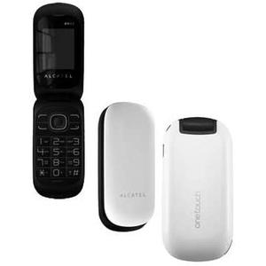 Alcatel OT-292 - Blanc/Noir- Débloqué