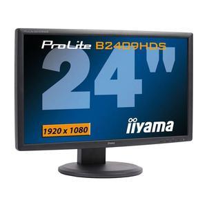 "Iiyama ProLite B2409HDS-1 FHD LCD Monitor 24"""