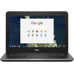 Dell Chromebook 13 3380 Celeron 1,6 GHz 32Go eMMC - 4Go QWERTY - Anglais (US)