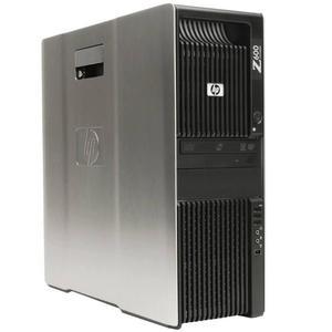 Hp Z600 Workstation Xeon 2,26 GHz - HDD 500 Go RAM 6 Go