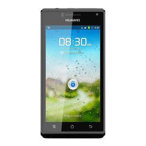 Huawei Ascend P1 - Blanco/Negro- Libre