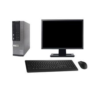 "Dell OptiPlex 9010 SFF 19"" Pentium 2,7 GHz - HDD 2 To - 16 Go"