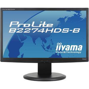 "Iiyama ProLite B2274HDS Tietokoneen näyttö 21"" LED FHD"