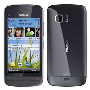 Nokia C5-03 - Black - Unlocked