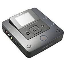 Graveur dvd multi-fonction Sony VRD-MC6 - Noir