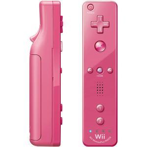 Mando Nintendo Wiimote Plus - Rosa