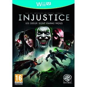 Injustice: Gods Among Us - Nintendo Wii U