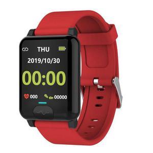 Montre Cardio Ecg E04S - Rouge