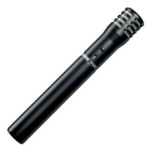 Micrófono Shure PG81 - Negro