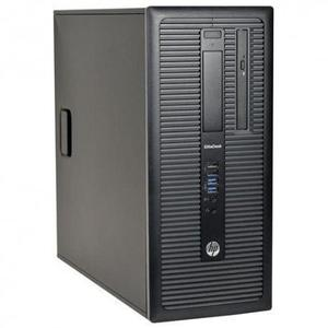 HP EliteDesk 800 G1 Tower Core i3 3,5 GHz - SSD 240 Go RAM 8 Go