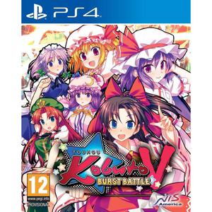 Touhou Kobuto V: Burst Battle - PlayStation 4 VR