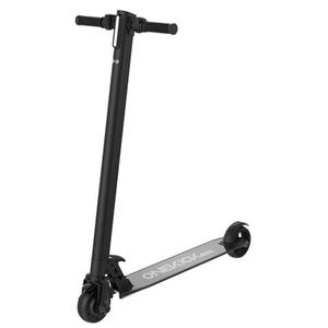 Scooter Two Dots Onekick One - Negro