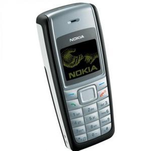 Nokia 1110I - Zwart/Grijs- Simlockvrij