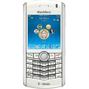 Blackberry Pearl 8100 - Blanc- Débloqué