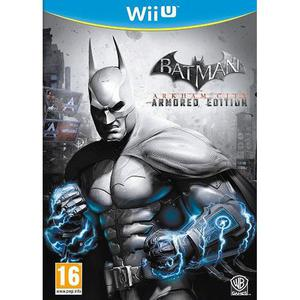 Batman Arkham City Armoured Edition - Nintendo Wii U