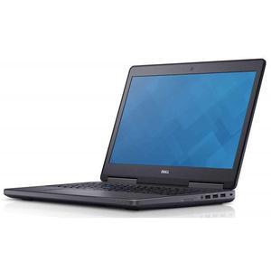 """Dell Precision 7510 15"""" Xeon E3 2,9 GHz - SSD 256 GB - 8GB AZERTY - Französisch"""