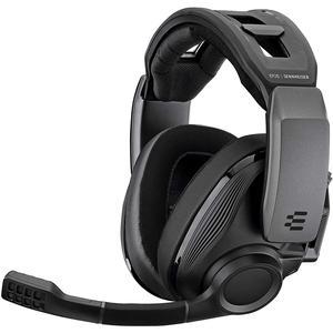 Casque Réducteur de Bruit Gaming Bluetooth avec Micro Sennheiser GSP 670 - Noir