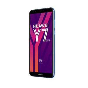 Huawei Y7 2018 16GB - Sininen (Peacock Blue) - Lukitsematon