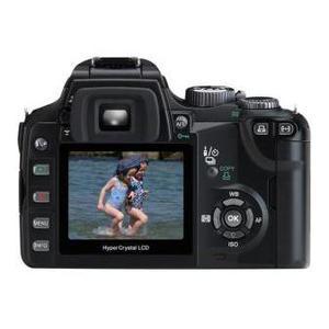 Spiegelreflexcamera Olympus E-500 Zwart + Lens Olympus 18-180 mm f/3.5-6