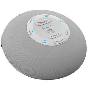 Homedics HDS-050 Deep Sleep Mini Bluetooth Speakers - Branco/Cizento