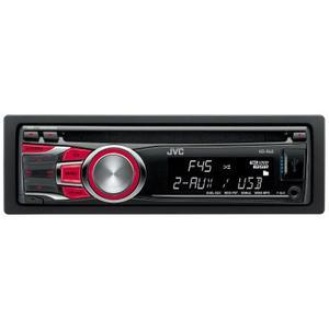 Autoradio JVC KD-R45 - Schwarz