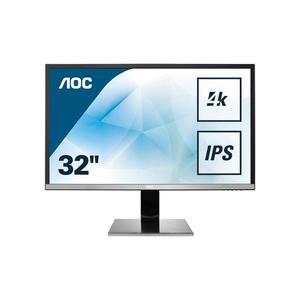 """Écran 32"""" LED 4K UHD Aoc U3277PWQU"""