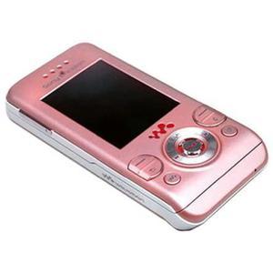 Sony Ericsson W580 - Rose- Débloqué