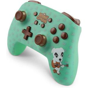 Draadloze controller PowerA Nintendo Switch Animal Crossing Edition