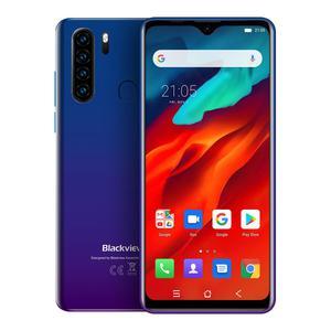 Blackview A80 Plus 64 Go Dual Sim - Bleu/Mauve - Débloqué