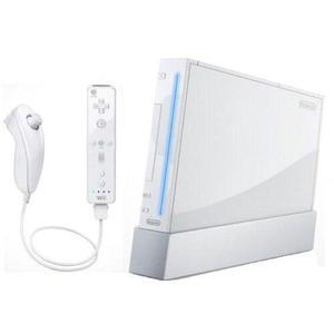 Nintendo Wii blanche + Nunchuk