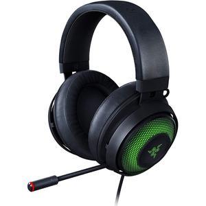 Kopfhörer Gaming mit Mikrophon Razer Kraken Ultimate - Schwarz/Grün
