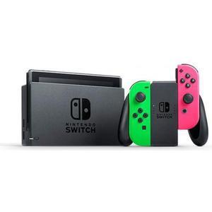 Konsoli Nintendo Switch 32GB +2 Ohjaimien - Harmaa