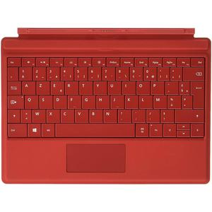 Microsoft Type Cover Keyboard für Microsoft Surface 3 / Rot
