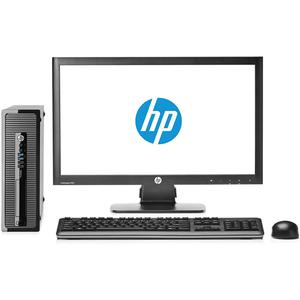 "Hp EliteDesk 705 G2 24"" PRO A8 3,2 GHz - SSD 256 Go - 4 Go AZERTY"