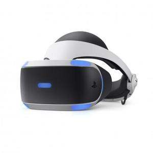 Casco de realidad virtual Sony PlayStation VR MK4 + Camera V2