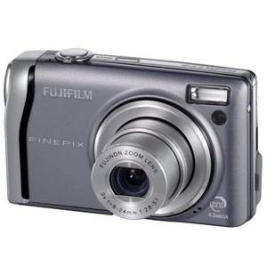 Compact - Fujifilm FinePix F40FD Gris Fujifilm Fujinon Zoom Lens 5X
