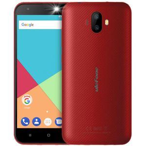 Ulefone S7 8GB Dual Sim - Punainen - Lukitsematon