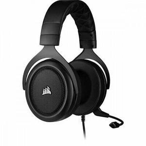 Kopfhörer Gaming mit Mikrophon Corsair HS50 Pro Stereo - Schwarz