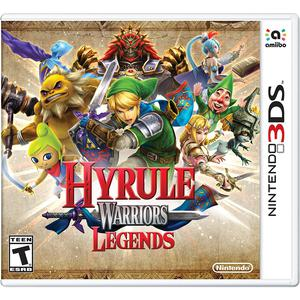 Hyrule Warriors Legends - Nintendo 3DS
